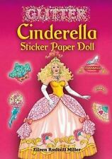 Dover Little Activity Books Paper Dolls: Glitter Cinderella Sticker Paper...