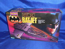 Batman The Dark Knight Collection Bat Jet Vehicle 1990 Still Sealed Box Kenner
