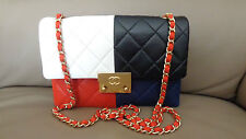 CHANEL SMALL SHOULDER BAG/CLUTCH/CROSSBODY BAG - AUTHENTIC - NEW