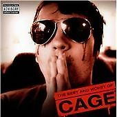 Cage - The Best And Worst Of Cage CD