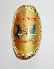 ISLE OF WIGHT STICK BADGE / MOUNT / STOCKNAGEL