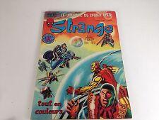 COMICS  EO REVUE STRANGE N° 112 1979