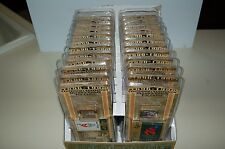 CENTENNIAL COLLECTION OLYMPIC GAMES PINS & CARDS, NEW IN COUNTER DISPLAY