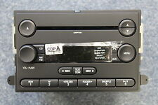 2H NEW 2007 F250 F350 FOCUS AM/FM SINGLE CD RADIO # 7S4T-18C869-AB