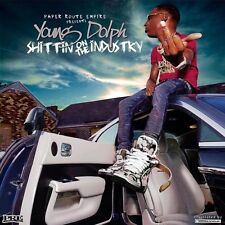 "YOUNG DOLPH- ""SHITTIN ON THE INDUSTRY""  -OFFICIAL MIX CD -- FALL 2015"