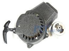 EASY PULL BLACK ALUMINUM PULL START RECOIL 47CC 49CC MINI POCKET BIKE ATV H PU17