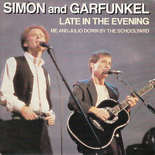 SIMON & GARFUNKEL  Me And Julio Down By The Schoolyard  PICTURE SLEEVE NEW RARE!