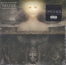CD CARTONNE CARDSLEEVE 2 TITRES MUSE DEAD INSIDE ET PSYCHO NEUF SCELLE 2015