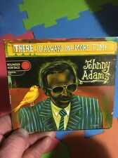 Johnny Adams-There Is Always One More Time 2000 CD Rounder Hertiage Series R&B