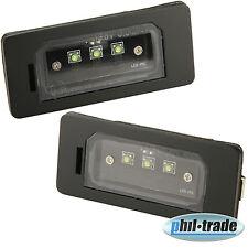 LED SMD BMW 1er 3er 5er X5 X6 Kennzeichen Beleuchtung Leuchten C7101 CREE