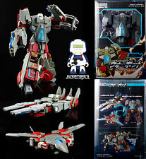 Transformers Fansproject Warbot WB-003 assaulter alias apaisado MIB