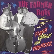 Flash, Crash and Thunder New CD
