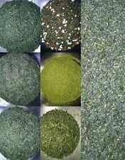 JAPANESE GREEN TEA 7 Sample sets Gyokuro Sencha Mecha..
