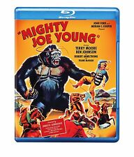 MIGHTY JOE YOUNG (1949 Terry Moore) Blu Ray - Sealed Region free (27/10/15)