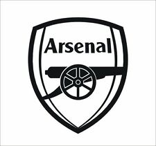 Arsenal FC  Aufkleber Car Window Laptop Sticker Vinil Decal 196