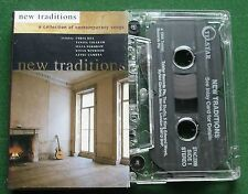 New Traditions Contemporary Songs Aztec Camera Chris Rea + Cassette Tape TESTED
