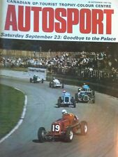 Autosport September 28th 1972 *Broadspeed Ford Capri Test*