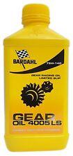 OLIO TRASMISSIONE CAMBIO DIFFERENZIALE BARDAHL GEAR OIL4005 75W140 SYNT GL-5