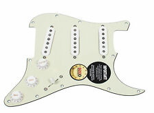 920D Custom Yngwie Malmsteen Strat Loaded Pickguard DiMarzio HS-3 HS-4 MG/WH