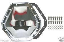 Differential Cover GM 10.5 ring 14 bolt Chevy GMC chrome steel truck diff rear