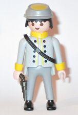 Playmobil Western Figur SOLDAT aus Planwagen Set 3785 Südstaatler ACW