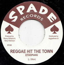 ** THE ETHIOPIANS  REGGAE HIT THE TOWN  MASSIVE BOSS REGGAE ANTHEM!!