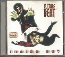 CULTURE BEAT - Inside out - CD 1995 NEAR MINT CONDITION