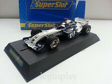 Slot SCX Scalextric Superslot H2583D BMW Williams F1 FW26 Nº3 -  New