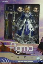 Used Max Factory 003 FIGMA FATE stay night Saber Armored PAINTED