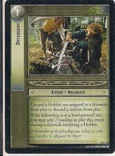 Lord of the Rings CCG - Black Rider - Diversion #120