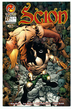 ♥♥♥♥ SCION • Issue 27 • Crossgen Comics