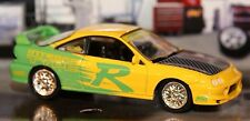 Honda Acura Integra Type R VHT Autometer MSD Ignition Dynomax Exhaust 1/64 Tuner