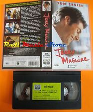 film VHS JERRY MAGUIRE Tom Cruise Cuba Gooding Jr.  1996   (F3) no dvd