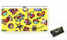 ✿ ROMERO BRITTO ✿ SNAP CLOSE WALLET: MINI ICONIC DESIGN ** NEW **