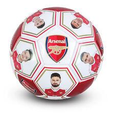 Arsenal Players Photo Signature Football - Size 5