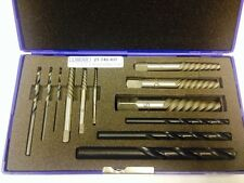Linear 21 -740-Kit Screw Stud Extractor Remover Tool Set 3 - 25MM 12 Piece