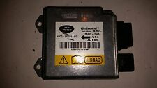 LAND ROVER DISCOVERY 4 AIRBAG CONTROL UNIT MODULE AH22-14D374-AG     07917919253