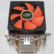 Heatpipe CPU Cooler (Fan & Heatsink) for LGA 775 1155/1156 AMD CORE i3/5/7 1366