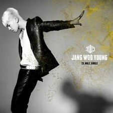 JANG WOO YOUNG-[23,MALE,SINGLE] 1st Mini Ablum GOLD CD+Photo Card+Photo Book-2PM