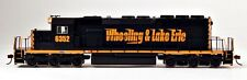 Bachmann HO Scale Train Diesel Loco SD40-2 DCC Ready Wheeling & Lake Erie 67020
