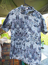 Cool Design Button Down Oriental Style SHIRT ~ See STORE for More Neat Shirts!