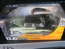 1956 CHEVY BEL AIR  2002 DUB CITY OLDSKOOL JADA 1/24