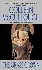 The Grass Crown McCullough, Colleen Mass Market Paperback
