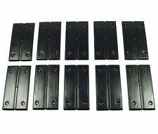 E-Z Slide Trailer Pad - Kit 4 Black - Boat Trailer Slides, Bunk Glides