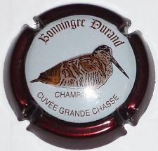 Capsule de Champagne:  Extra !!!  BONNINGRE DURAND, Cuvée Grande Chasse  , n°20a