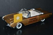 Danbury Mint 1/24 Car 1961 Ford Thunderbird Indy 500 Pace Car Golden Anniversary