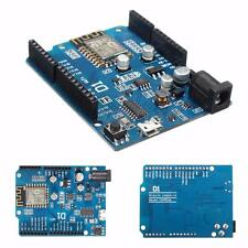 WIFI Development Board ESP-12E ESP8266 Shield for Arduino IDE UNO OTA WeMos D1