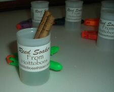 Oboe Reed Soaking Cup with Stand clamp.
