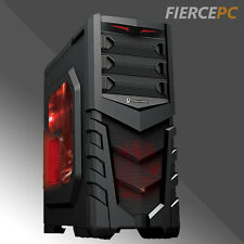 ULTRA FAST Quad Core 8GB 1TB Desktop Gaming PC Computer 4.3GHz AMD HD 194278