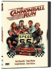THE CANNONBALL RUN - BURT REYNOLDS BRAND NEW SEALED DVD R4